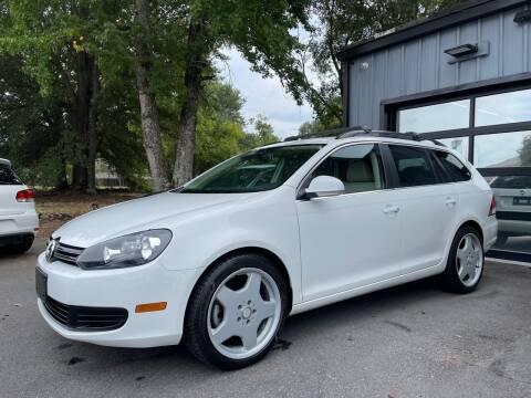 2014 Volkswagen Jetta for sale at Luxury Auto Company in Cornelius NC
