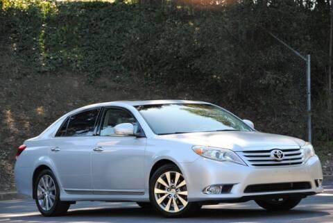 2011 Toyota Avalon for sale at VSTAR in Walnut Creek CA