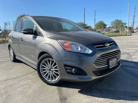 2013 Ford C-MAX Hybrid for sale at Affordable Auto Solutions in Wilmington CA