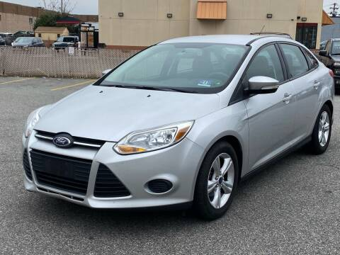 2014 Ford Focus for sale at MAGIC AUTO SALES - Magic Auto Prestige in South Hackensack NJ