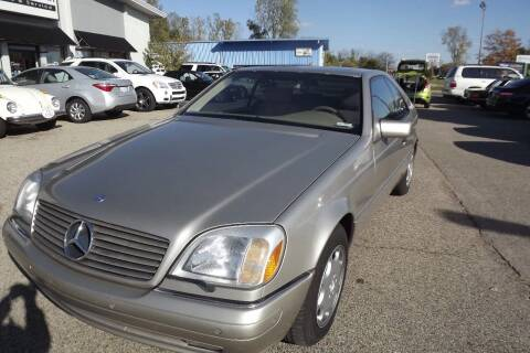 1999 Mercedes-Benz CL-Class for sale at Grand Rapids Motorcar in Grand Rapids MI