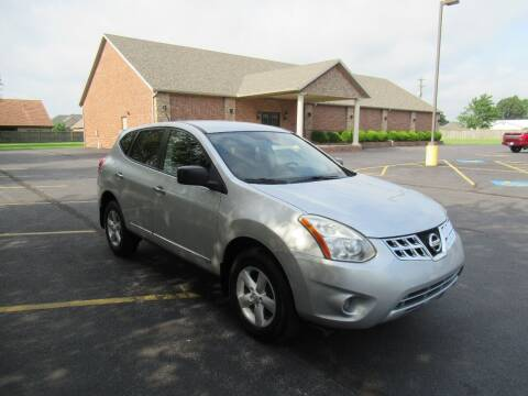 2012 Nissan Rogue for sale at Just Drive Auto in Springdale AR