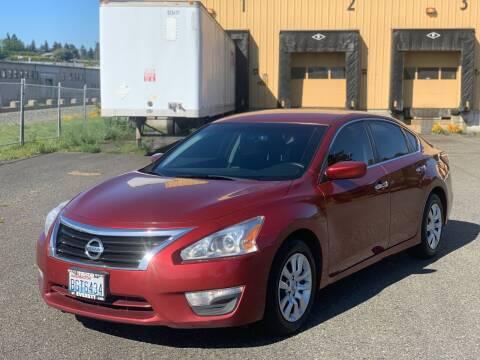 2015 Nissan Altima for sale at South Tacoma Motors Inc in Tacoma WA