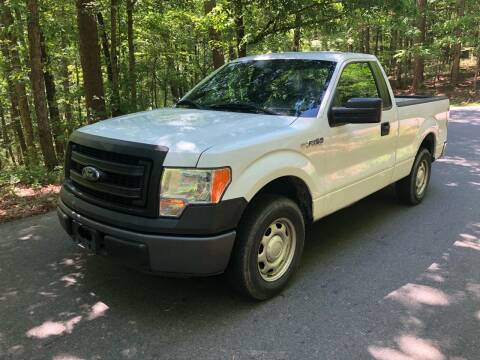 2013 Ford F-150 for sale at Village Wholesale in Hot Springs Village AR