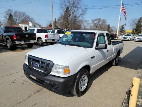 2011 Ford Ranger for sale at Clare Auto Sales, Inc. in Clare MI