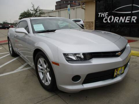 2015 Chevrolet Camaro for sale at Cornerlot.net in Bryan TX