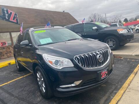 2013 Buick Enclave for sale at Zs Auto Sales in Kenosha WI