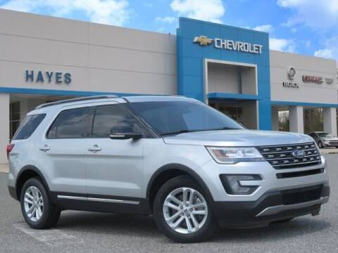 2017 Ford Explorer for sale at HAYES CHEVROLET Buick GMC Cadillac Inc in Alto GA