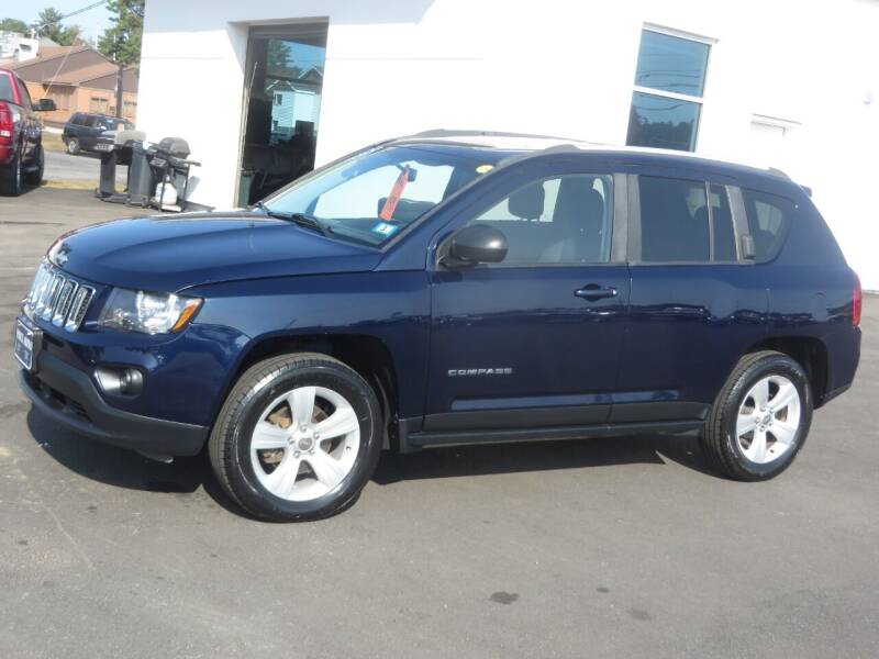 2015 Jeep Compass for sale at Price Auto Sales 2 in Concord NH