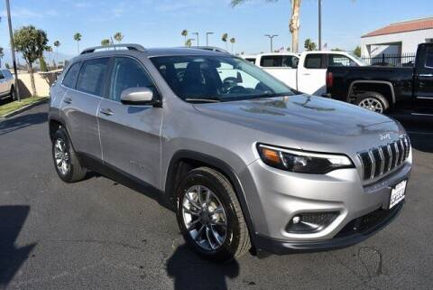 2019 Jeep Cherokee for sale at DIAMOND VALLEY HONDA in Hemet CA