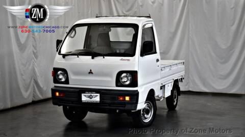1992 Mitsubishi MINI CAB for sale at ZONE MOTORS in Addison IL