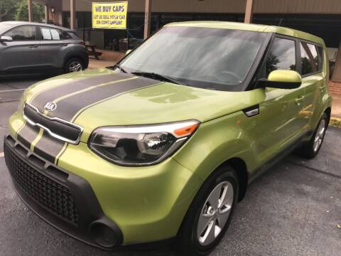 2015 Kia Soul for sale at Scotty's Auto Sales, Inc. in Elkin NC