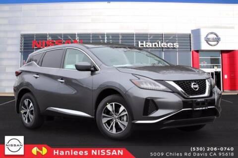 2021 Nissan Murano for sale at Hanlees Davis Nissan Chevrolet in Davis CA