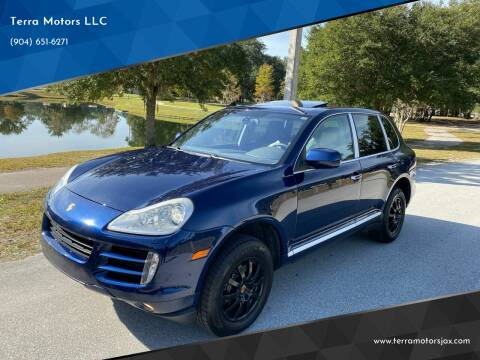 2008 Porsche Cayenne for sale at Terra Motors LLC in Jacksonville FL