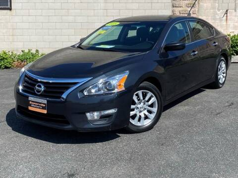 2015 Nissan Altima for sale at Somerville Motors in Somerville MA