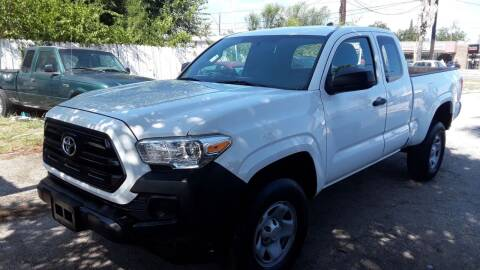 2016 Toyota Tacoma for sale at RICKY'S AUTOPLEX in San Antonio TX