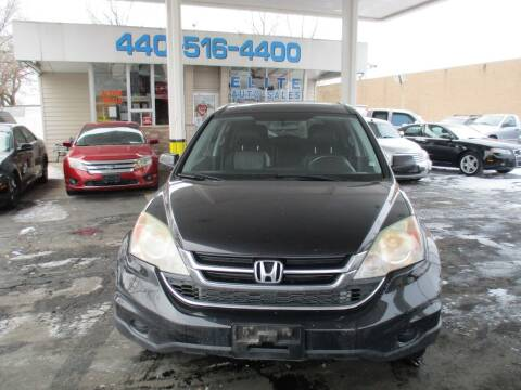 2010 Honda CR-V for sale at Elite Auto Sales in Willowick OH