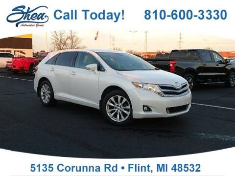 2013 Toyota Venza for sale at Jamie Sells Cars 810 in Flint MI