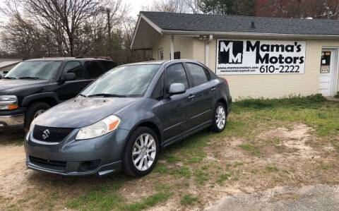 2008 Suzuki SX4 for sale at Mama's Motors in Greer SC