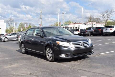 2011 Toyota Avalon for sale at BOB ROHRMAN FORT WAYNE TOYOTA in Fort Wayne IN