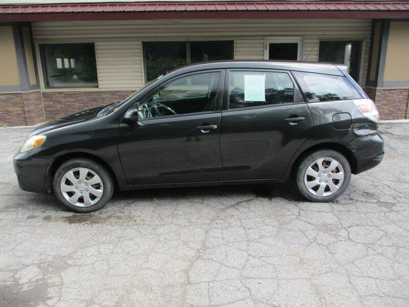 2005 Toyota Matrix for sale at Settle Auto Sales TAYLOR ST. in Fort Wayne IN