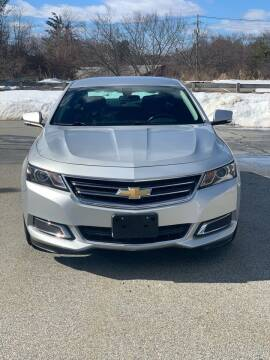 2017 Chevrolet Impala for sale at Westford Auto Sales in Westford MA