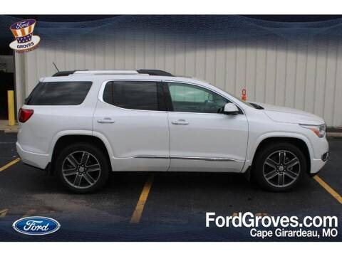 2017 GMC Acadia for sale at JACKSON FORD GROVES in Jackson MO