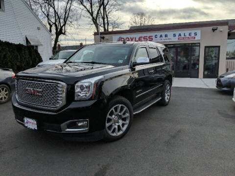 2016 GMC Yukon for sale at PAYLESS CAR SALES of South Amboy in South Amboy NJ