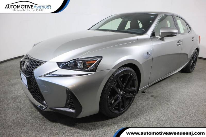 2017 Lexus IS 200t for sale in Wall Township, NJ