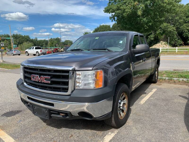 2010 GMC Sierra 1500 for sale at Official Auto Sales in Plaistow NH