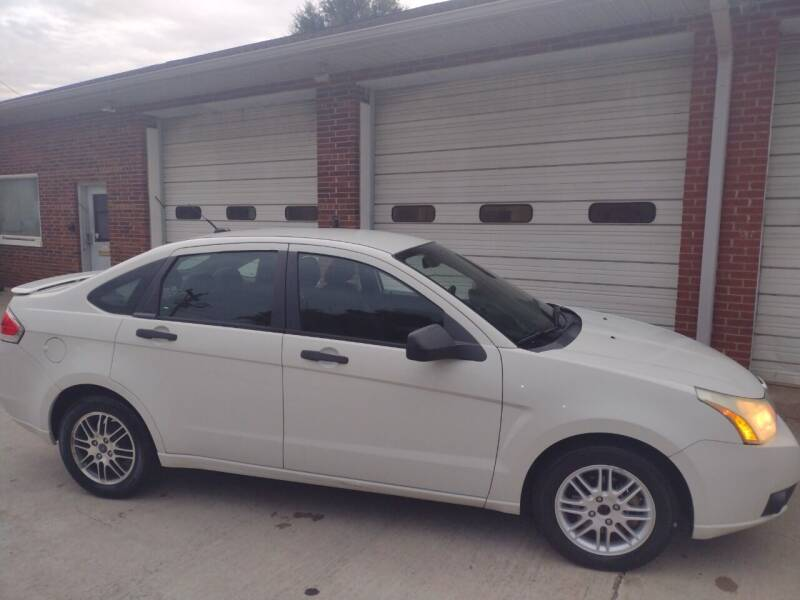 2011 Ford Focus for sale at Sparks Auto Sales Etc in Alexis NC