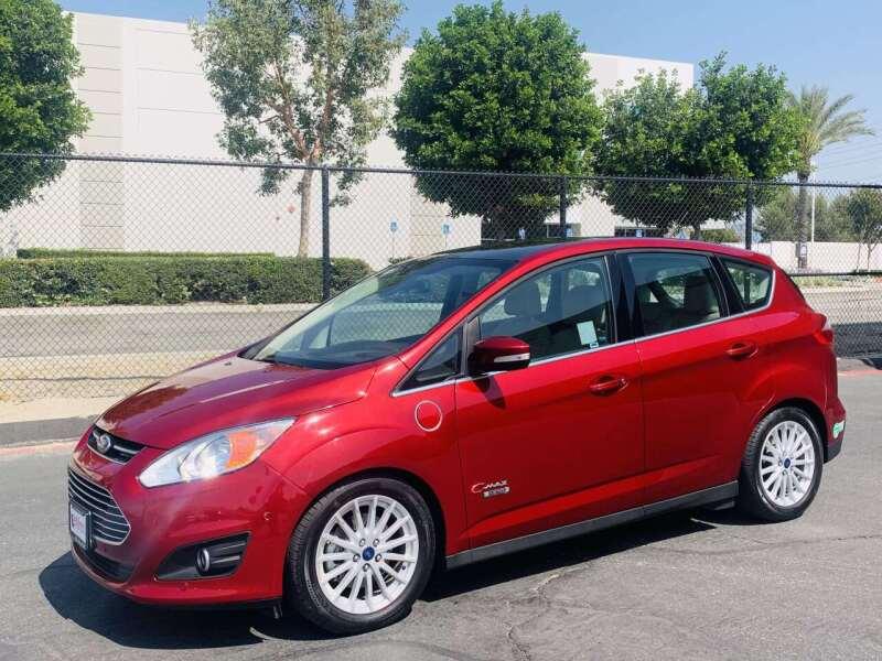 2016 Ford C-MAX Energi for sale in San Bernardino, CA
