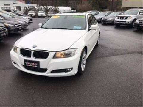 2011 BMW 3 Series for sale at Wilton Auto Park.com in Wilton CT