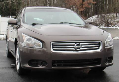 2014 Nissan Maxima for sale at Car Culture in Warren OH
