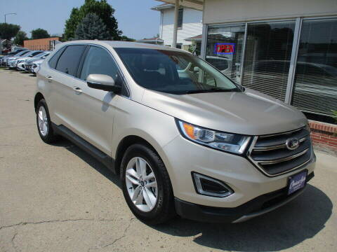 2017 Ford Edge for sale at Choice Auto in Carroll IA