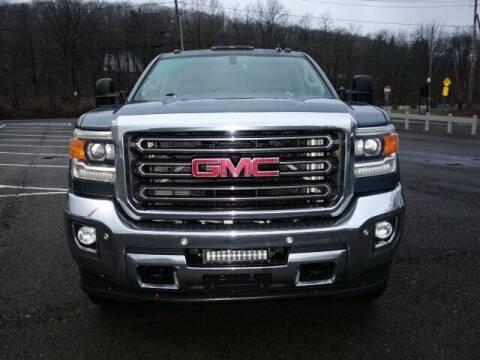 2015 GMC Sierra 3500HD for sale at Simply Motors LLC in Binghamton NY