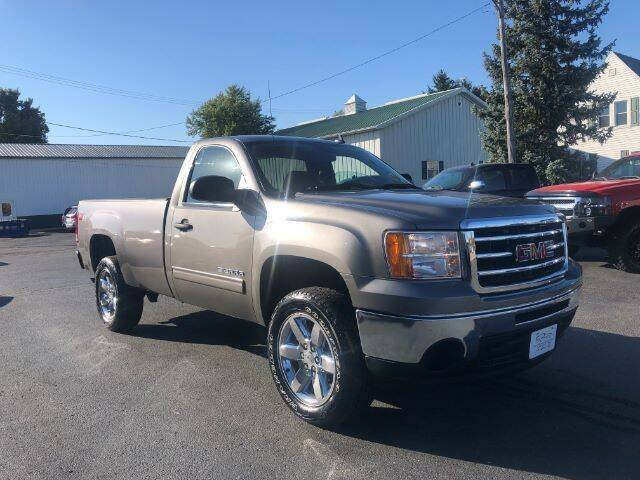 2013 GMC Sierra 1500 for sale at Tip Top Auto North in Tipp City OH
