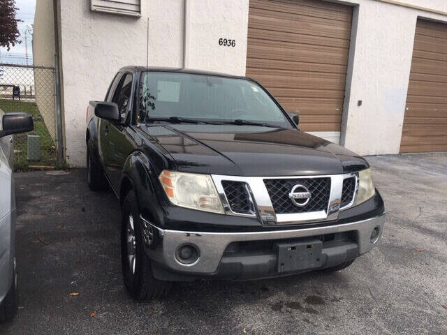 2010 Nissan Frontier for sale at Auto Credit & Finance Corp. in Miami FL
