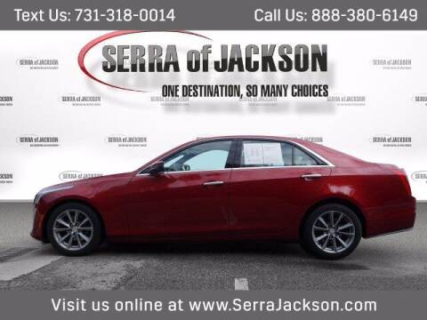 2018 Cadillac CTS for sale at Serra Of Jackson in Jackson TN