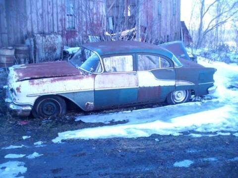 1955 Oldsmobile Super 88 for sale at Classic Car Deals in Cadillac MI