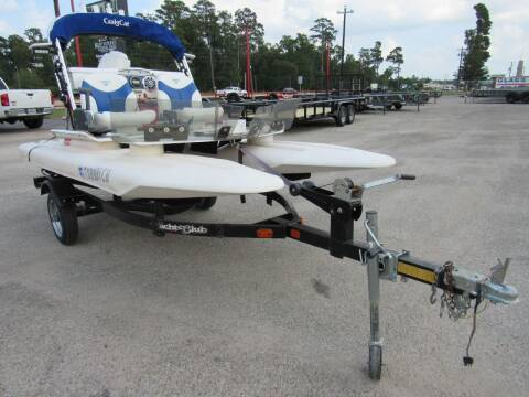 2015 CraigCat E2 Elite for sale at Park and Sell in Conroe TX