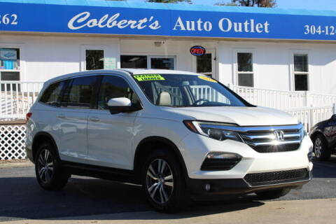 2016 Honda Pilot for sale at Colbert's Auto Outlet in Hickory NC