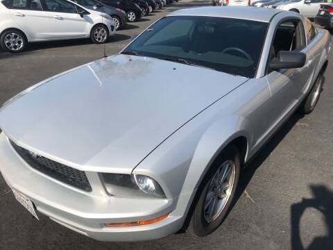 2007 Ford Mustang for sale at CARZ in San Diego CA
