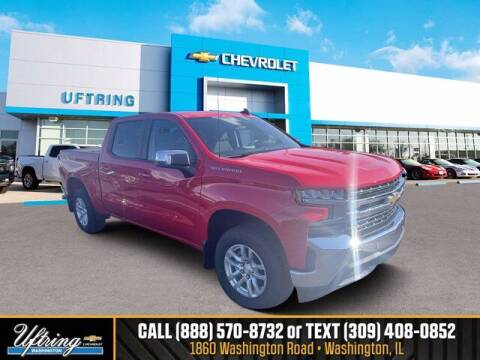 2019 Chevrolet Silverado 1500 for sale at Gary Uftring's Used Car Outlet in Washington IL