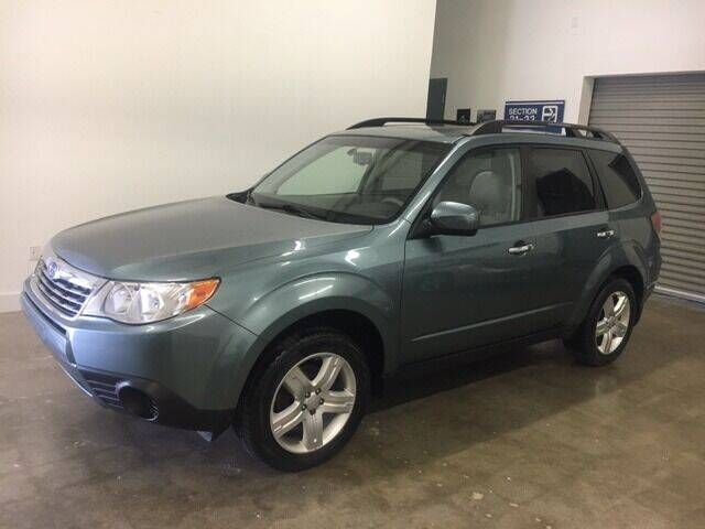 2009 Subaru Forester for sale at CHAGRIN VALLEY AUTO BROKERS INC in Cleveland OH