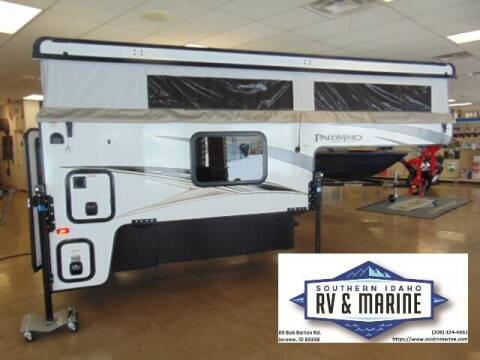2021 Forest River PALOMINO SS-1251 for sale at SOUTHERN IDAHO RV AND MARINE in Jerome ID