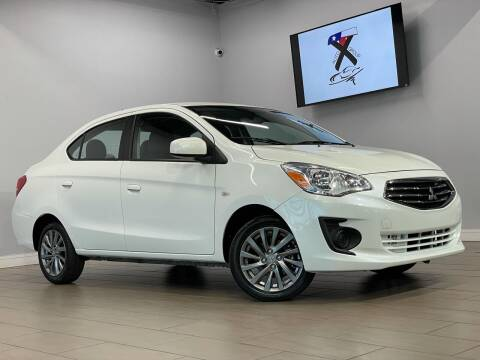 2018 Mitsubishi Mirage G4 for sale at TX Auto Group in Houston TX