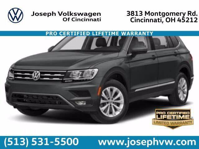 2021 Volkswagen Tiguan for sale in Cincinnati, OH