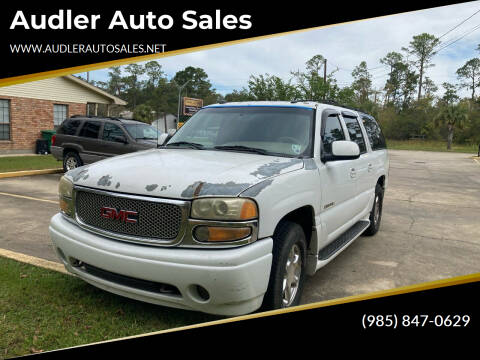 2005 GMC Yukon XL for sale at Audler Auto Sales in Slidell LA