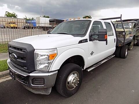 2012 Ford F-350 Super Duty for sale at Texas Motor Sport in Houston TX